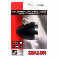 Simson Koplamp Classic Mini SIMSON KOPLAMP LED CLASSIC MINI ZW
