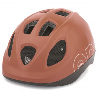 Bobike One Fietshelm kind chocolate brown 52-56 BOBIKE HELM S CHOCO BROWN 52-56CM