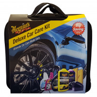 MEGUIAR'S DELUXE CAR CARE KIT