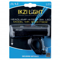 Ikzi Koplamp Mr. Brightside IKZI KOPLAMP LED MR BRIGHTSIDE