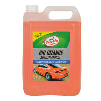 Turtle Wax Shampoo Big Orange 5 liter TW 52817 BIG ORANGE 5LTR SHAMPOO