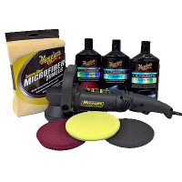 Meguiar's Polijstkit Ultimate MT310 MEGUIAR'S ULT. DUAL ACTION POL.KIT