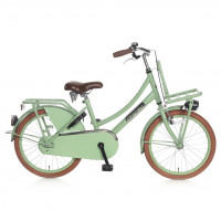 "Popal Kinderfiets Daily Dutch Basic Groen 20"" POPAL DAILY DUTCH BASIC 20""  GROEN"