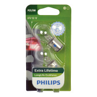 Philips 12499LLECOB2 P21/5W EcoVision 5W blister PHILIPS 12499LLECOB2 P21/5W ECOV BL