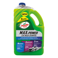 Turtle Wax 53058 M.A.X.- Power Car Wash 3L TW GL MAX-POWER CAR WASH 3 LTR