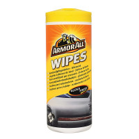 ARMOR ALL GLOSS DASHBOARD WIPES 30P