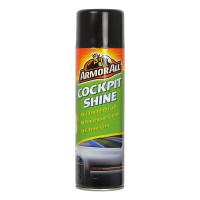 Armor All Cockpitspray Lemon, 500ml ARMOR ALL COCKPIT SPRAY LEMON 500ML