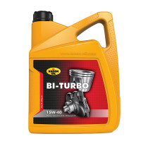 KROON-OIL BI-TURBO 15W-40 5LTR