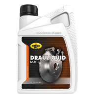 Kroon-Oil 04205 Drauliquid DOT 3 1L KROON-OIL DRAULIQUID DOT3 1LTR