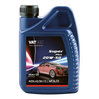 Kroon-Oil Vatoil Super Plus 20W-50 1Ltr VATOIL SUPER PLUS 20W-50 1LTR