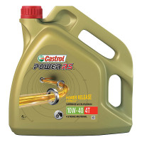 Castrol 14DAE4 Power RS 4T 10W-40 4L CASTROL POWER RS 4T 10W-40 4LTR