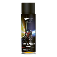 Kroon-Oil VatOil Motorcycle Wax&Polish 500ml VATOIL MOTORCYCLE WAX&POLISH 500ML