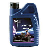 Kroon-Oil VatOil Scooter 4T 5W-40 1Ltr VATOIL SCOOTER 4T 5W-40 1LTR