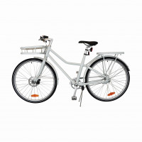 "Trendy Stadsfiets City bike Dames 26"" Deluxe CITY BIKE 26"" 2SP D45 MGR-WI DELUXE"
