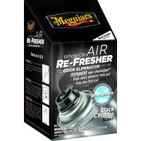 MEGUIAR'S AIR REFRESHER BLACK CHROM