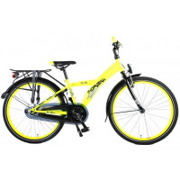 "Volare Kinderfiets Thombike City 24""  Neon Geel VOLARE THOMBIKE CITY 24""  NEON GEEL"