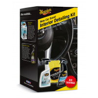 MEGUIAR'S N.CAR SCENT INT. DET. KIT