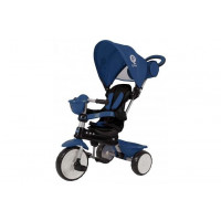 Q-Play Driewieler Comfort 4 in 1 Blauw QPLAY DRIEWIELER COMFORT 4IN1 BLAUW