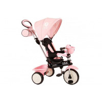 Q-Play Driewieler Comfort 4 in 1 Roze QPLAY DRIEWIELER COMFORT 4IN1 ROZE
