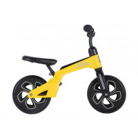 "Q-Play Loopfiets Tech Geel 10"" QPLAY TECH LOOPFIETS 10""  GEEL"