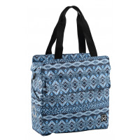 Willex Indigo Shopper 15 Liter Blauw WILLEX INDIGO SHOPPER 15L BLAUW