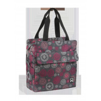 Willex Cosmos Shopper 15 Liter Grijs WILLEX COSMOS SHOPPER 15L GRIJS