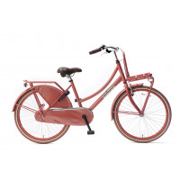 "Popal Kinderfiets Daily Dutch Flamingo 24"" POPAL DAILY D. BASIC 24""  FLAMINGO"