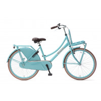 """Popal Kinderfiets Daily Dutch Turquoise 24"""" POPAL DAILY D. BASIC 24""""  TURQUOISE"""