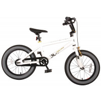 """Volare Kinderfiets Cool Rider Wit 16"""" VOLARE COOL RIDER 16""""  WIT"""