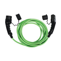 Blaupunkt Laadkabel Type2>2 32A 1 fase A1P32AT2 BLAUPUNKT EVCABLE TYPE2-2 32A 1PH