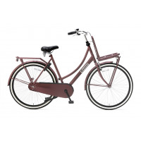 Popal Transportfiets Daily Dutch Basic Oak Red 50cm POPAL DD BASIC D50RN OAK RED