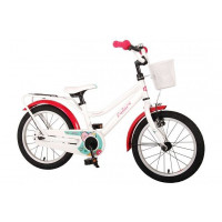 "Volare Kinderfiets Brilliant 16""  Wit VOLARE BRILLIANT 16""  WIT"