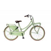 "Popal Kinderfiets Daily Dutch Basic Plus N3 pistache groen 24"" POPAL DAILY D.BASIC+ 24"" N3 PISTACH"