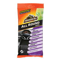 Armor All Bio Textiel Reinigingsdoekjes ARMOR ALL BIO ALLROUND WIPES 20PCS