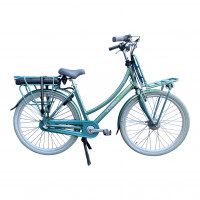 VOGUE E-ELITE D50 N3VBRB MINT BLAUW