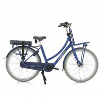 Vogue Elektrische fiets Elite MDS dames jeans blauw 50cm 468 Watt VOGUE E-ELITE MDS D50 N7RB J.BLA 13