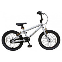 """Volare Kinderfiets Cool Rider 18'' Wit VOLARE COOL RIDER 18""""  WIT"""