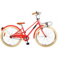 """Kinderfiets Volare Melody 24""""  Pastel Rood VOLARE MELODY 24""""  PASTEL ROOD"""