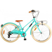 """Kinderfiets Volare Melody 24""""  Turquoise 6SP VOLARE MELODY 24""""  TURQUOISE"""