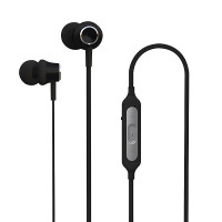 Celly bh stereo 2 bluetooth oordopjes zwart BLUETOOTH STEREO 2 IN-EAR BK