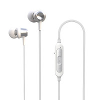 Celly bh stereo 2 bluetooth oordopjes wit BLUETOOTH STEREO 2 IN-EAR WH