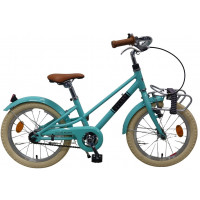 """Volare Kinderfiets Melody 16""""  Turquoise VOLARE MELODY 16"""" TURQUOISE RN"""