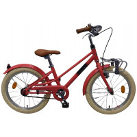 """Volare Kinderfiets Melody 18""""  Pastel Rood VOLARE MELODY 18"""" PASTEL ROOD RN"""