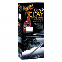 Meguiar's Quik Clay kit MEGUIAR'S QUICK CLAY KIT