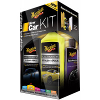 Meguiar's Brilliant Solutions New Car Kit MEGUIAR'S ULTIMATE NEW CAR KIT