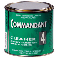 Commandant Cleaner 4 COMMANDANT CLEANER 4