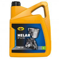 Kroon-Oil Motorolie Helar SP 5W-30 LL-03 5L KROON-OIL HELAR SP 5W-30 5LITER