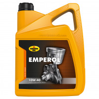 Kroon-Oil Motorolie Emperol 10W-40 5L KROON-OIL EMPEROL 10W-40 5LITER