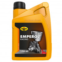 Kroon-Oil Motorolie Emperol Racing 10W-60 KROON-OIL EMPEROL RACING 10W-60 1LT