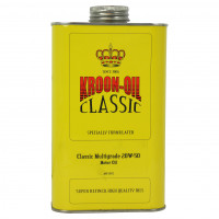 Kroon-Oil Motorolie Classic Multigrade 20W-50 KROON-OIL CLASSIC MULTIGRA 20W50 1L